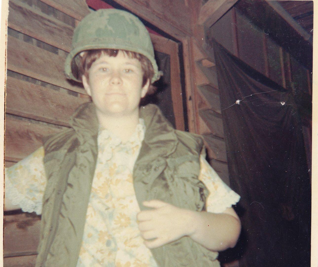 95th Evac, Marian Weller, 1969